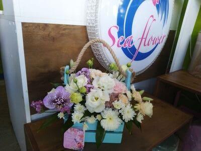 Цветы с доставкой Евпатория