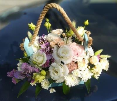 Восхищение-цветыв ящике с доставкойпо Евпатории